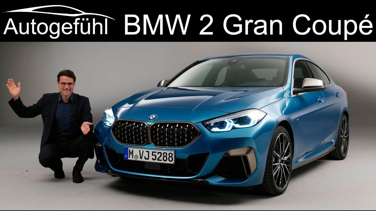 Bmw 2 Series Gran Coupé Review Exterior Interior M235i Vs Sport Line Autogefühl Youtube