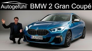 BMW 2-Series Gran Coupé REVIEW Exterior Interior M235i vs Sport Line - Autogefühl