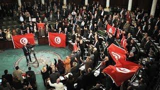 بالفيديو.. البرلمان التونسي يصادق على الدستور الجديد بأغلبية ساحقة