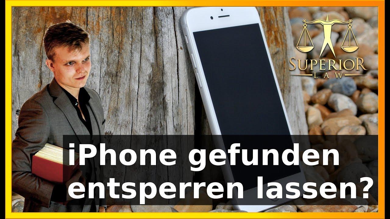 iphone 6s gefunden hacken
