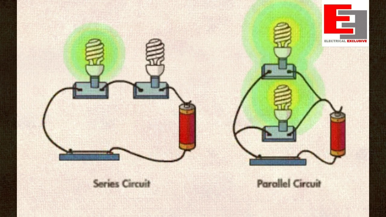 Series Vs Parallel Circuits Animation Wiring Diagram And Ebooks Example Of Circuit Connection Youtube Rh Com Examples