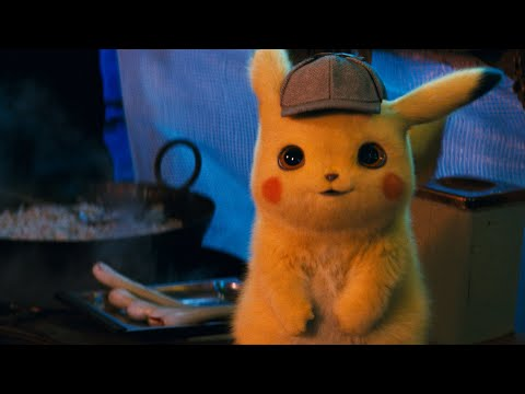 POKÉMON Detective Pikachu – Official Trailer #1