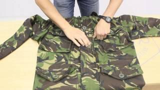 Куртка SAS DPM