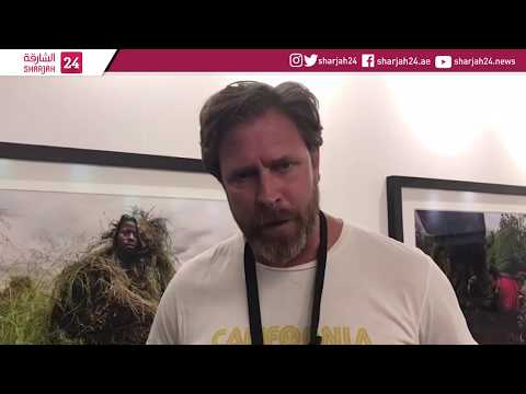 "Brent Stirton: ""Xposure 2017"" helps in protecting wildlife"