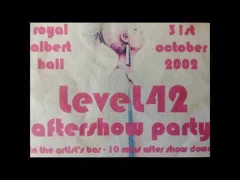 LEVEL 42 Live 1990/1991