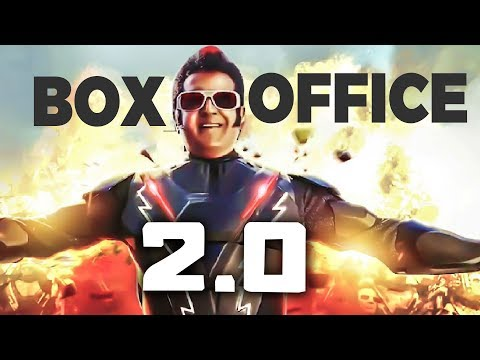 2.0 RECORD: Opening Day Box Office Collection | Rajinikanth
