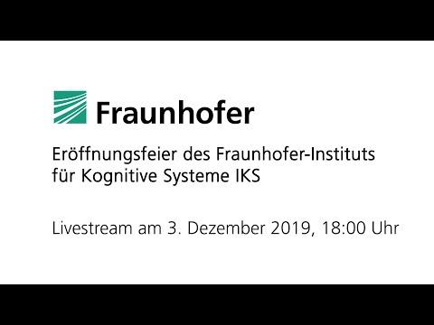Eröffnungsfeier Des Fraunhofer-Instituts Für Kognitive Systeme IKS