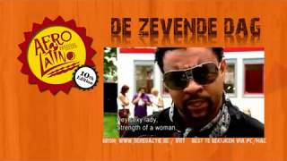 Afro-Latino Festival 2008 Bree (B): Back in those days... Part 8 - Interview SHAGGY on VRT