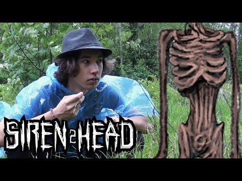 SKUTEČNÝ SIREN HEAD MĚ UNESL 😰😭 **velmi děsivé**