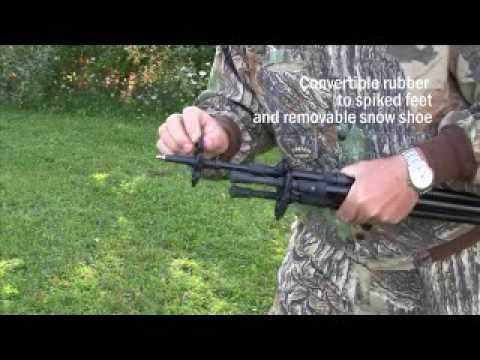 Vanguard PRO Series Shooting Sticks
