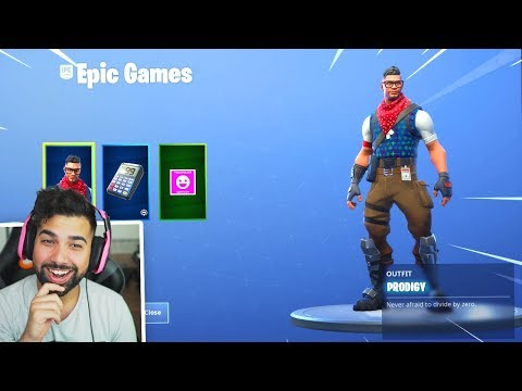 The New Fortnite Playstation Plus CELEBRATION PACK..