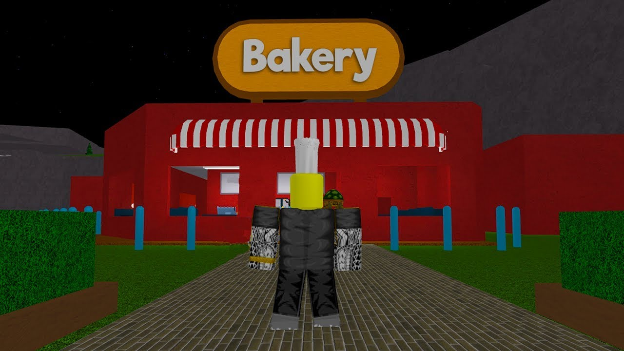 creating my own bakery   roblox