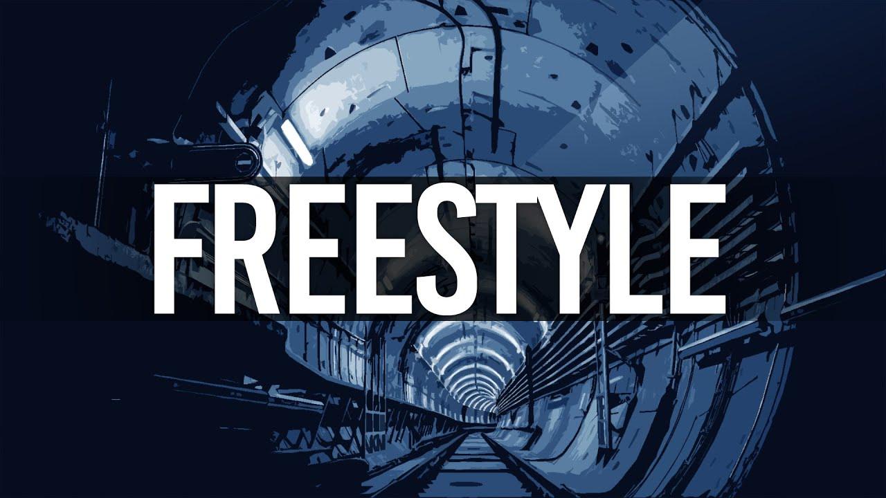 FREESTYLE BASS RAP BEAT - Hard Bass Trap Beat - Late Night ...