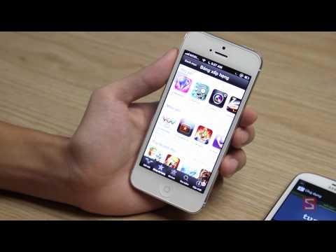[Galaxy S 3 vs iPhone 5] Đâu mới là Vua ? - Phần 2