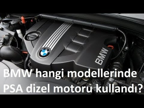 which psa diesel engine was usedbmw group? - youtube