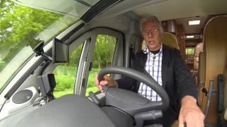 Practical Motorhome reviews motorhome sat-nav