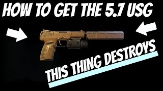 Ghost Recon Wildlands How To Get The 5.7 USG Pistol