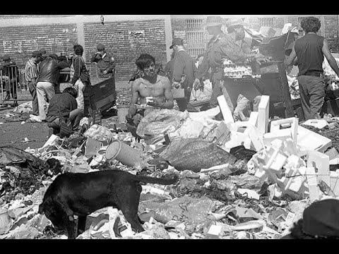 El Cartucho: vea cómo era la calle que antecedió a El Bronx en Bogotá | Noticias Caracol