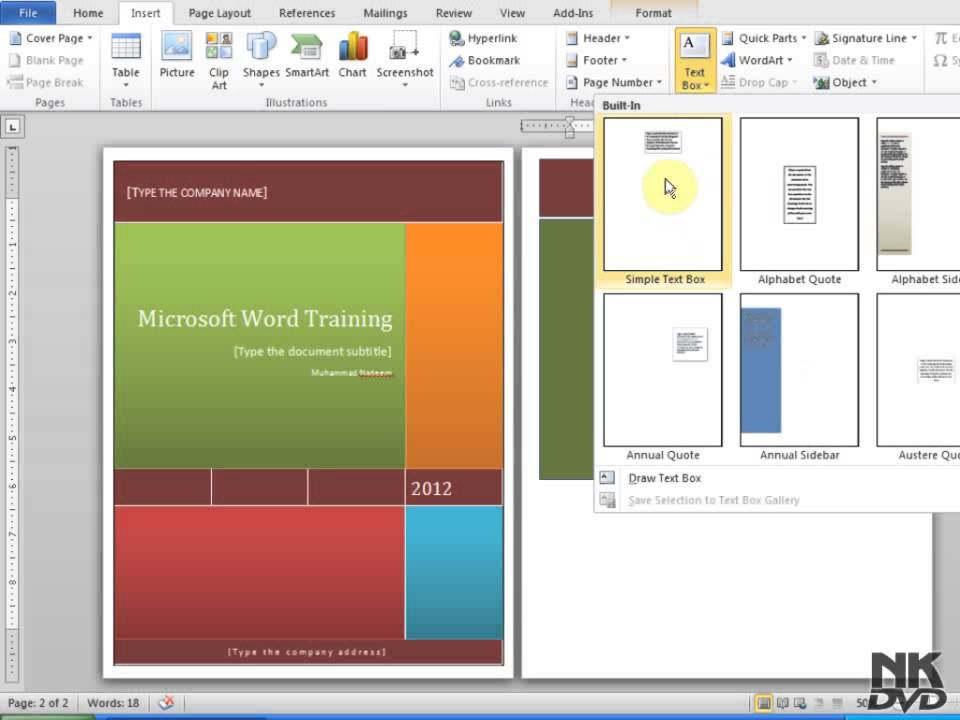Ms word 2007 tutorial pdf download.