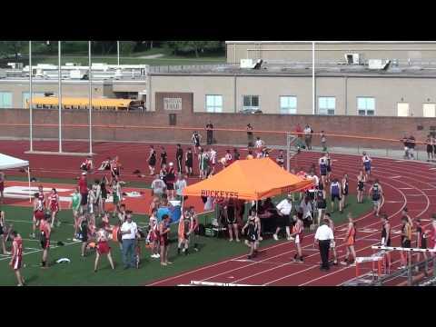 Marietta High School 3200m Relay Team 2012
