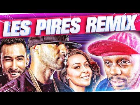 LES PIRES REMIX DANS LE RAP !!!