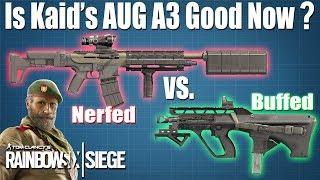 Is Kaid's AUG A3 Good Now? - Rainbow Six Siege