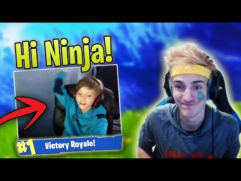 This 10 Year Old Kid is Probably Better Than NINJA...