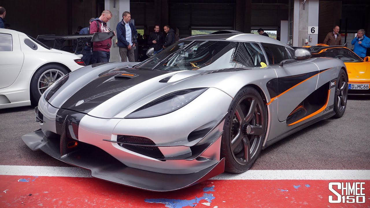 Koenigsegg One 1 >> Koenigsegg One:1 - Hot Laps at Spa with Adrian Sutil [4K ...