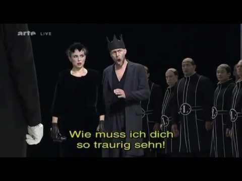 Annette Dasch / Lohengrin, Bayeruth 14.08.2011