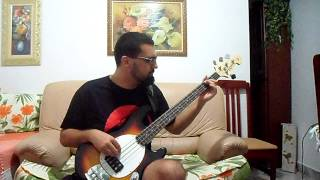 Freewheel Burning - Judas Priest (BASS COVER)