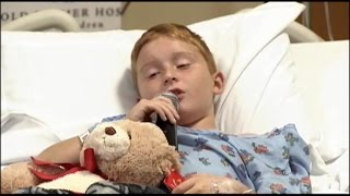 9-Year-Old Boy Describes Fighting Off Gator