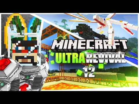 Minecraft: Ultra Modded Revival Ep. 12 - UNLIMITED ULTIMATE