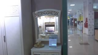 видео Спальный гарнитур Саломея  (бтс) на «Мебель онлайн» покупайте в Барнауле недорого