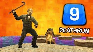 逃出殺人魔的基地 !『Garry's Mod』死亡路跑 : Death Run (搞笑精華)
