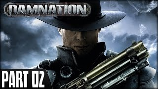 Damnation (PS3) - Walkthrough Part 02