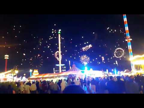 GLOBAL VILLAGE UAE NEW YEAR