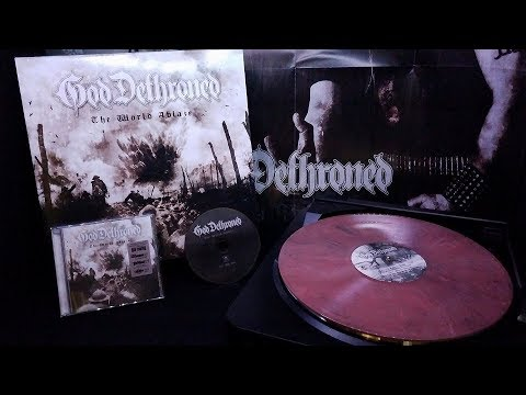 "God Dethroned ""The World Ablaze"" LP stream"