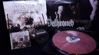 Скачать God Dethroned The World Ablaze LP Stream