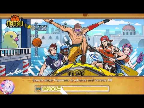 Streetball Hero  Open Tournament End 15 Stage By : MooClubZa