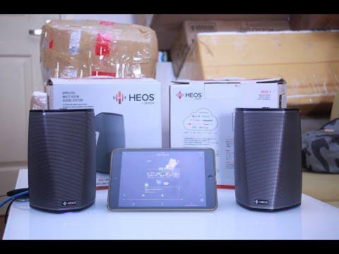 Test And Review Denon Heos 1 HS2 | Loa Bluetooth Chuẩn Hi Res DSD
