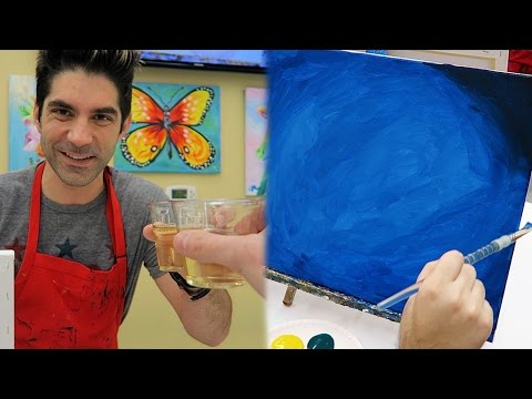 Painting a Picture with Sidearms and Bdubs [Vlog]
