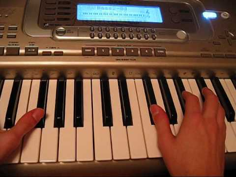 Party In The Usa Piano Tutorial Version 2 Youtube