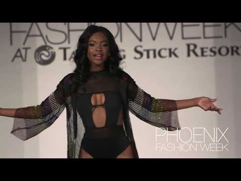 ShaLaJa Swimwear at Phoenix Fashion Week 2017
