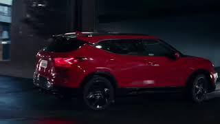 New 2019 Chevrolet Blazer - Featured SUV