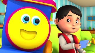 Get Moving Jack | Bob The Train Shorts | Fun Learning Video | Kids Shows For Babies