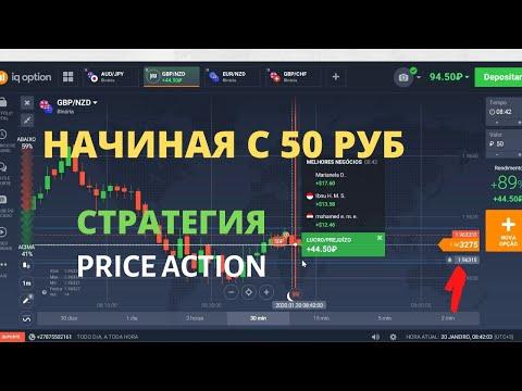 Как зарабатывать на iq option 23.000.00 Руб. за 10 дней - Мой план трейдера! (1 День). Видео 1).