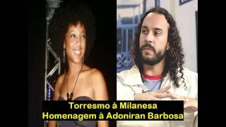 Negra Li e Gabriel Pensador - Torresmo à Milanesa