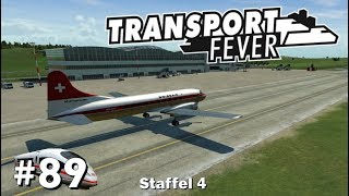 Transport Fever S4/#89: Zeit für einen neuen Flughafen [Let
