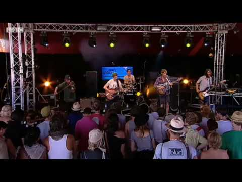 Dry The River - Bible Belt (BBC Introducing stage at Glastonbury 2010)
