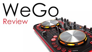 Pioneer DDJ-WeGo: Full Hardware Review (Castellano)